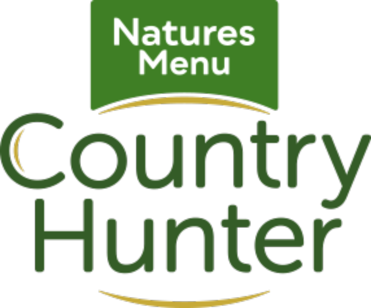 Natures Menu Country Hunter Logo