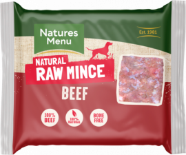 Just Beef Raw Mince