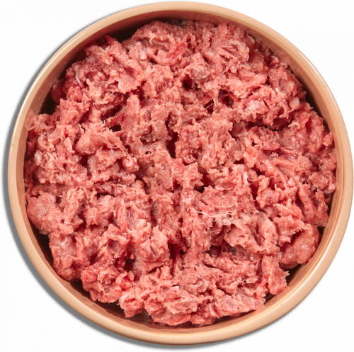Just Chicken and Beef Raw Mince