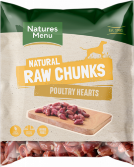 Poultry Heart Chunks