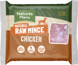 Just Chicken Raw Mince