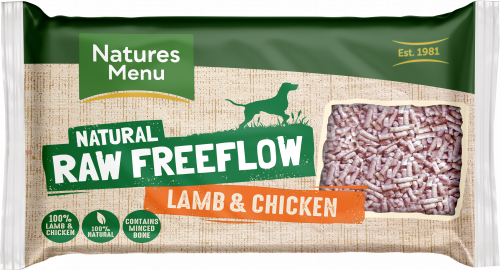 Lamb and Chicken Freeflow Mince