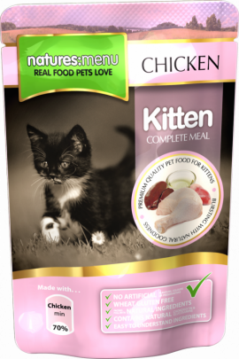 Chicken for Kittens