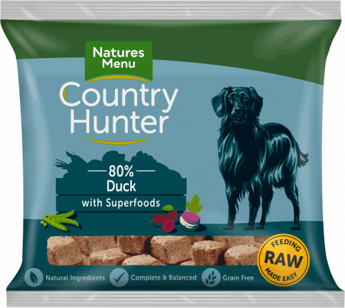 Country Hunter Duck Superfoods Dog Food