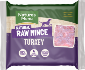 Just Turkey Raw Mince
